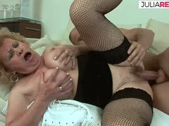 Sex omas beim Fickfilme mit
