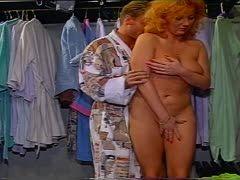 Umkleide Sexfilme